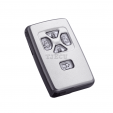 Toyota ELFA smart card 5 keys