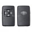 Toyota ELFA smart card black 4 key