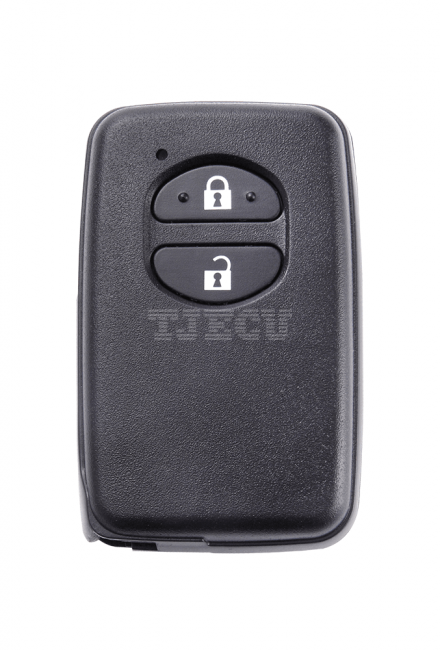 Toyota sharp & Prius smart card black 2 key